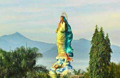 Goa Maria Kerep Ambarawa Iambarawa Id Wisata Religi Gua Berlokasi