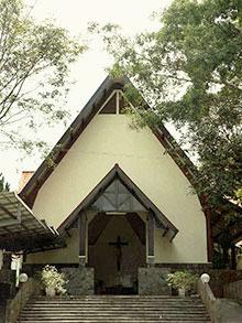 Gua Maria Kerep Ambarawa Kapel Kab Semarang