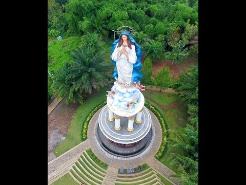 Gua Maria Kerep Ambarawa Youtube Kab Semarang