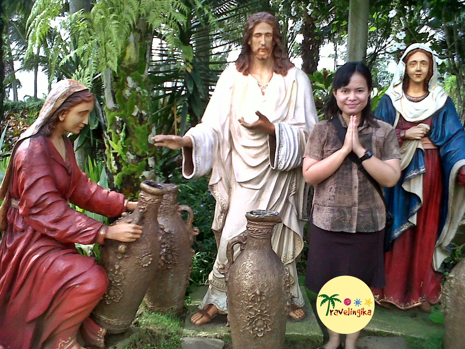 Gua Maria Kerep Wisata Religi Ambarawa Travelingika Rohani Lokasi Sejuk