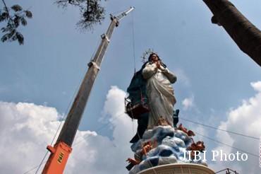 Uskup Semarang Luncurkan Sayembara Cipta Rupa Maria News Harian Jogja
