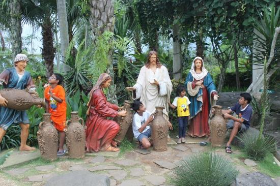 Wisata Religi Gua Maria Kerep Ambarawa Semarang Lokasi Kab