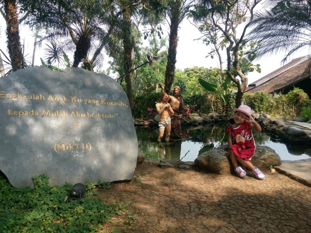 Wisata Rohani Gua Maria Kerep Ambarawa Dayak Dreams Ia Menjawab