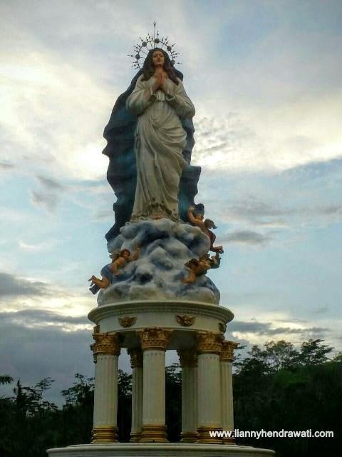 Wisata Ziarah Gua Maria Kerep Ambarawa Kabupaten Semarang Lianny Hendrawati