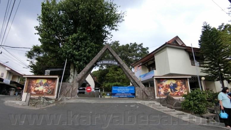 Ziarah Gua Maria Kerep Ambarawa Jawa Tengah 2017 Karyabesacom Kab