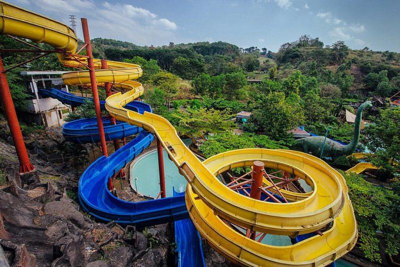 50 Wisata Semarang Hits Direkomendasikan Reservasi Air Jungle Toon Waterpark