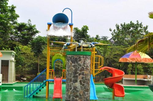 Dream Wisata Air Kota Semarang Water Park Bonbin Mangkang Jungle