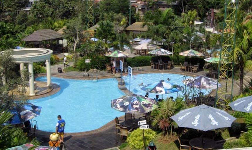 Fountain Waterpark Ungaran Semarang Jungle Toon Kab