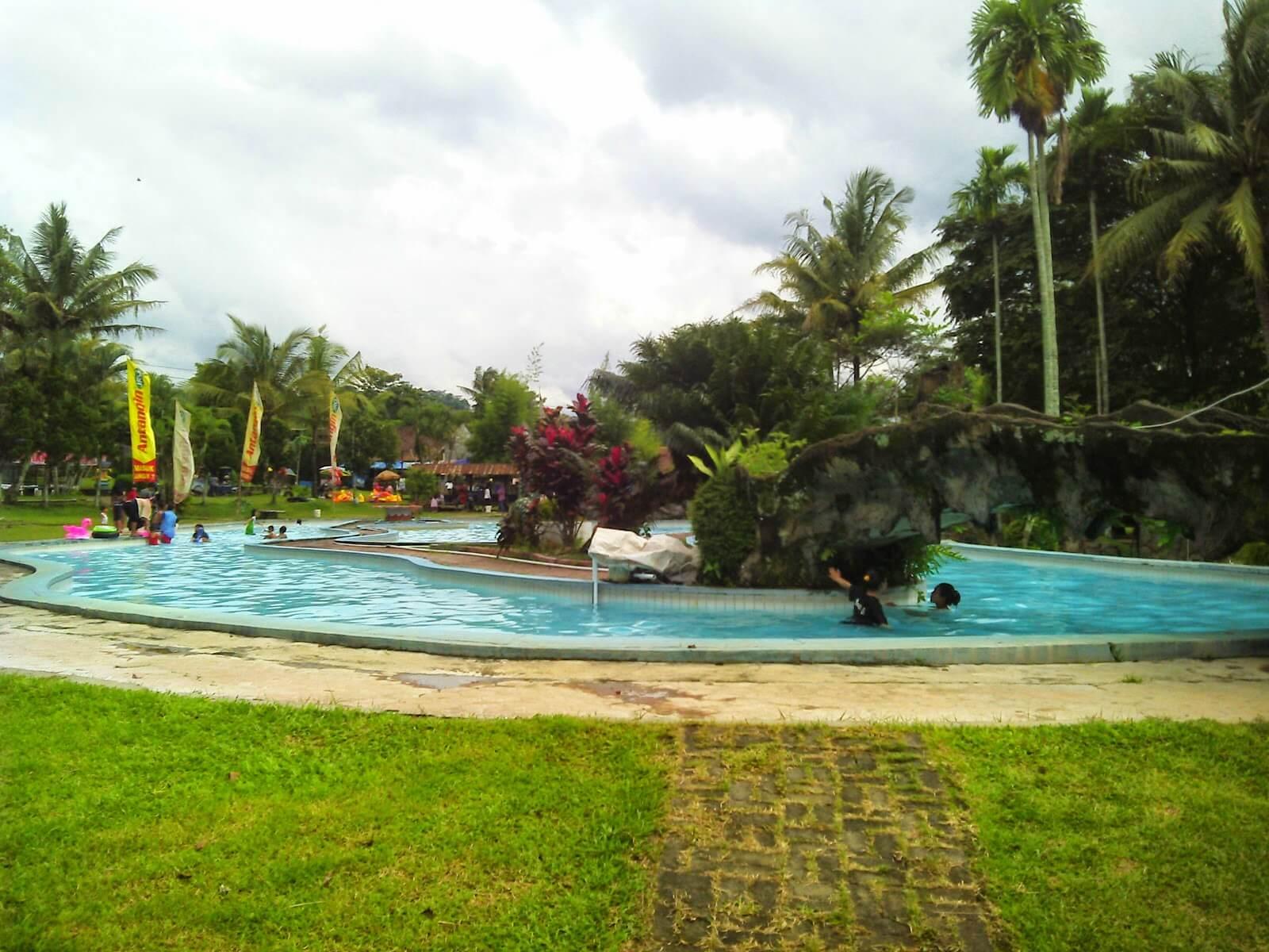 Kolam Renang Rawa Permai Semarang Jungle Toon Waterpark Kab