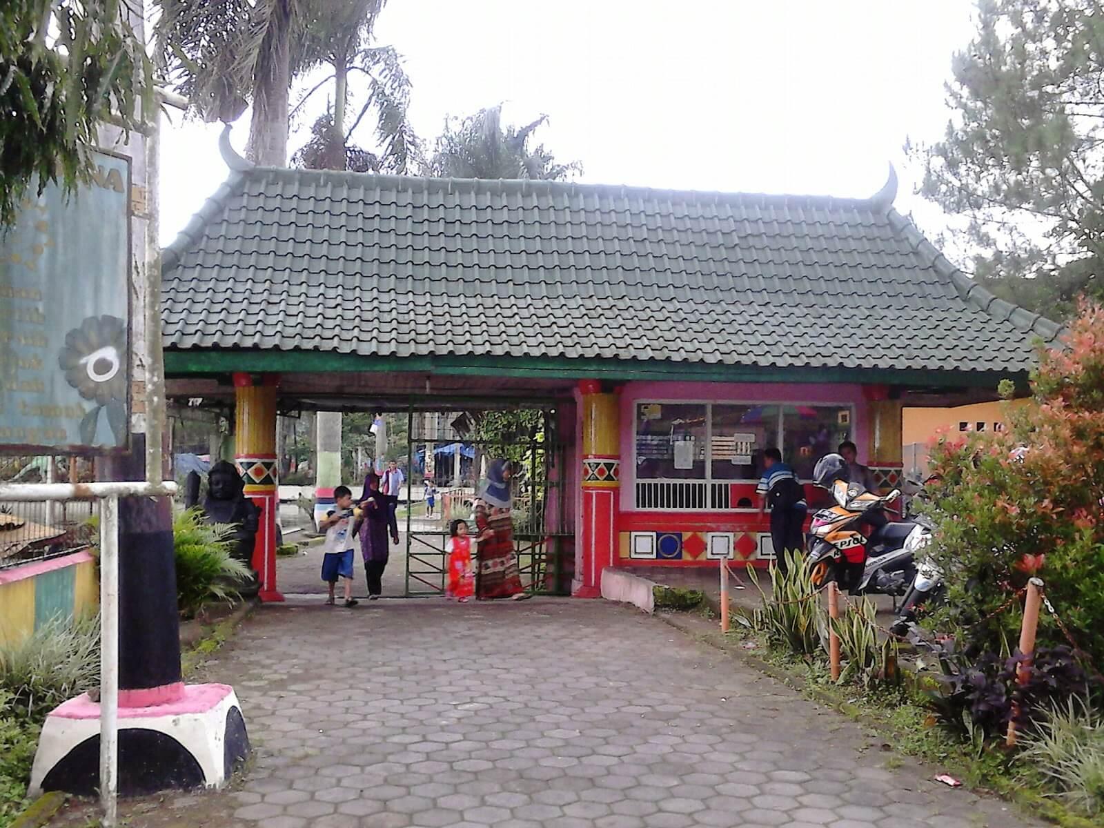 Langen Tirto Muncul Obyek Wisata Pendidikan Kabupaten Semarang Pintu Masuk