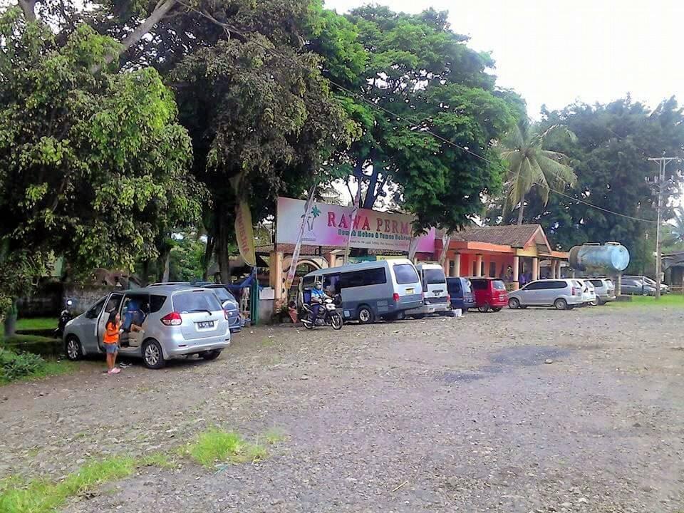 Rawa Permai Taman Rekreasi Kabupaten Semarang Parkir Mobil Jungle Toon