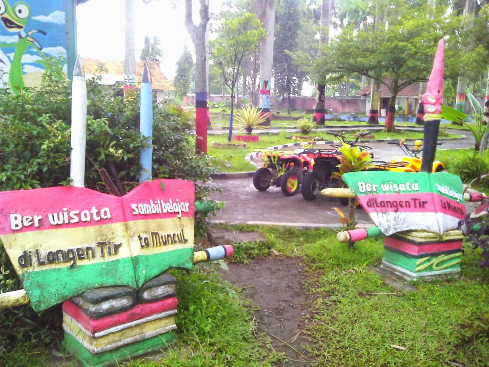 Sirkuit Mobil Atv Semarang Jungle Toon Waterpark Kab