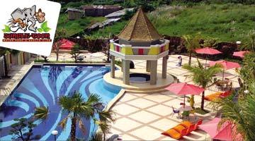 Travelcare Indonesia Jungle Toon Waterpark Semarang Kab