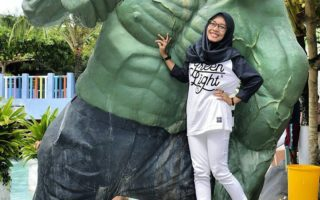 Umbul Sidomukti Phinemo Water Blaster Semarang Jungle Toon Waterpark Kab