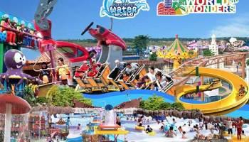 Wahana Wisata Permainan Air Waterpark Kota Semarang Kanal Keluarga Citraraya