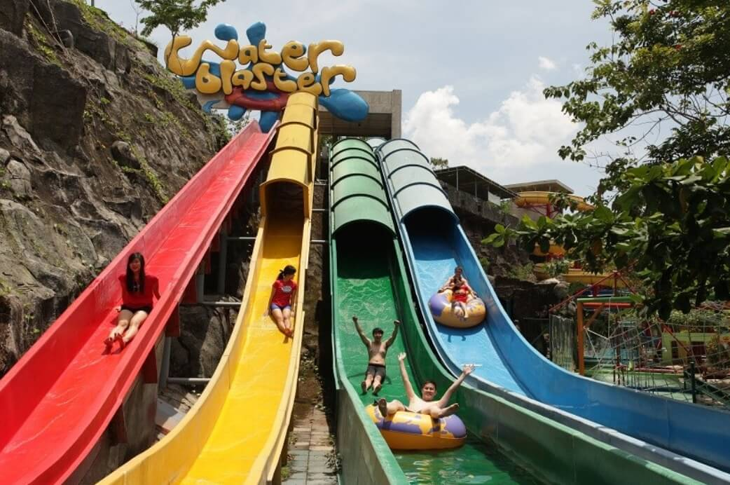 Water Blaster Semarang Waterpark Terlengkap Kolam Renang Jungle Toon Kab