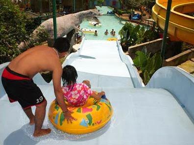 Waterblaster Gambar Family Slide Foto Jungle Toon Waterpark Semarang Kab