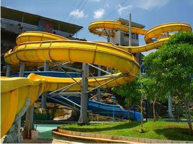 Waterblaster Water Blaster Graha Candi Golf Semarang Alamat Jl Bukit