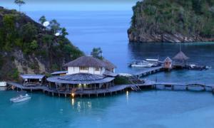 Wisata Indonesia Archives Camera 7 Penginapan Terapung Mirip Maldives Jungle