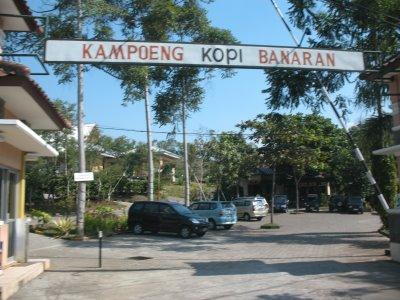 Harga Tiket Masuk Kampoeng Kopi Banaran Semarang Wisata Bawen Ungaran