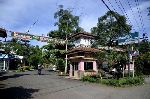 Jalan Kampoeng Kopi Banaran Incredible Kabupaten Semarang Pintu Gerbang Kab