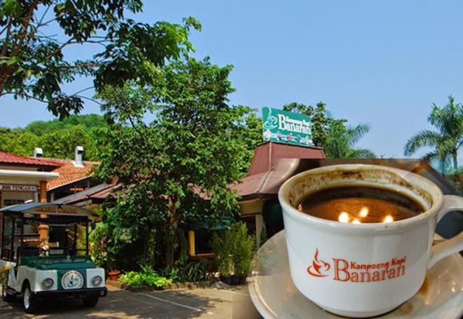Kampoeng Coffe Banaran Jawa Tengah Indonesia Kopi Kab Semarang