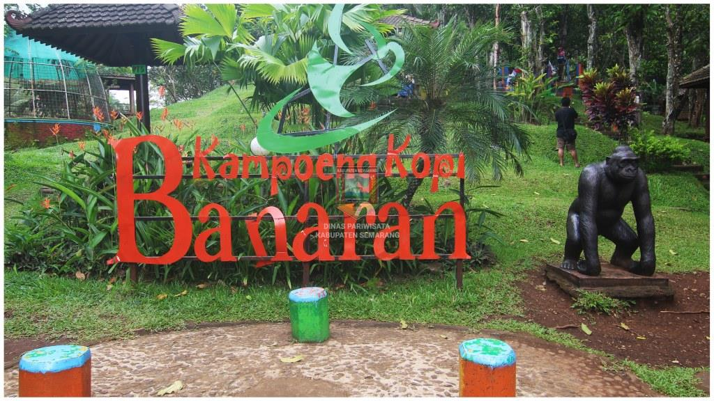 Kampoeng Kopi Banaran Kab Semarang Tourism Information Center