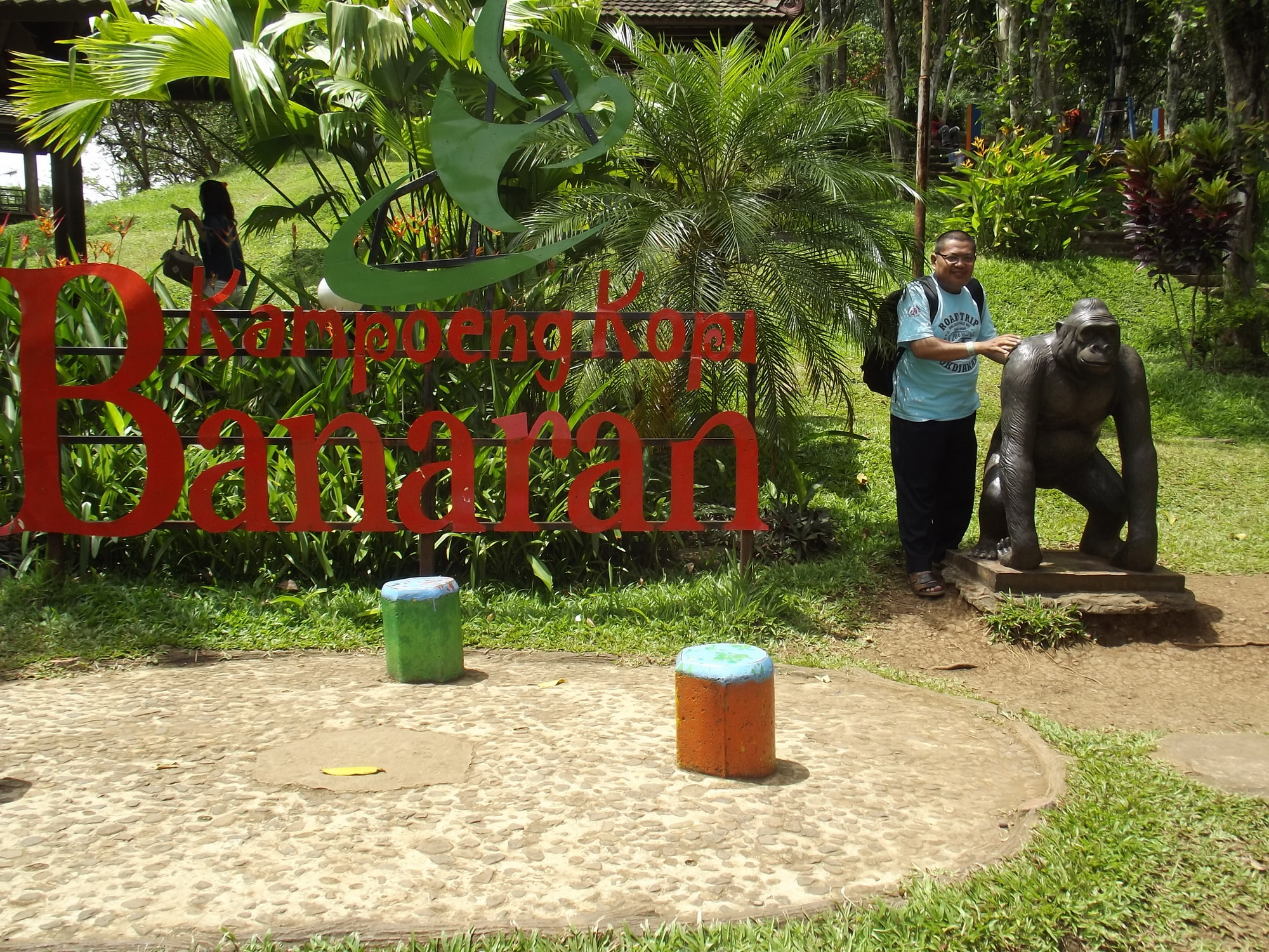 Kampoeng Kopi Banaran Wahana Wisata Keluarga Lengkap Seru Salah Satu