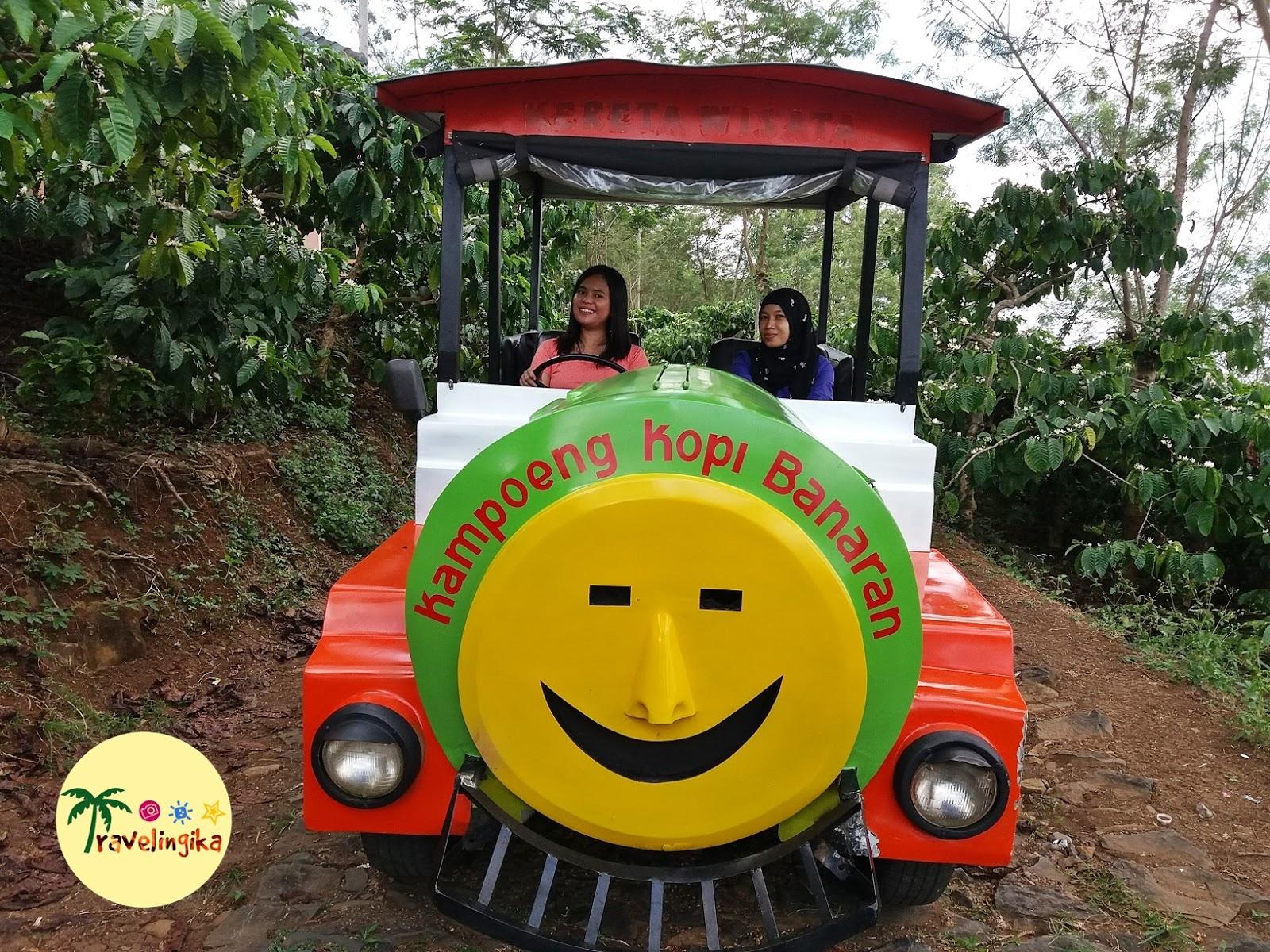 Kampoeng Kopi Banaran Wisata Kebun Semarang Travelingika Makin Aja Cafe