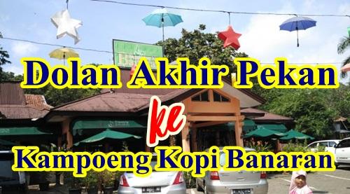 Omah Antik Dolan Akhir Pekan Kampoeng Kopi Banaran Semarang Kab
