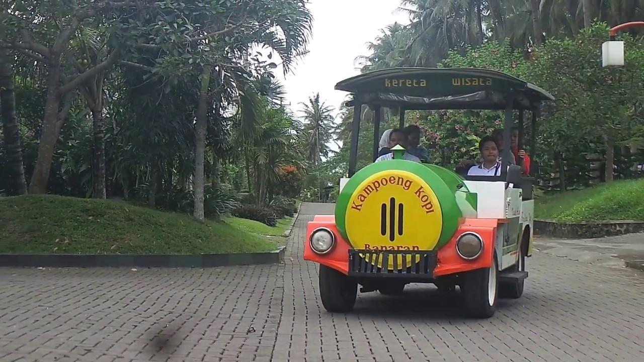 Wahana Wisata Agro Kampoeng Kopi Banaran Nih Lihat Kab Semarang