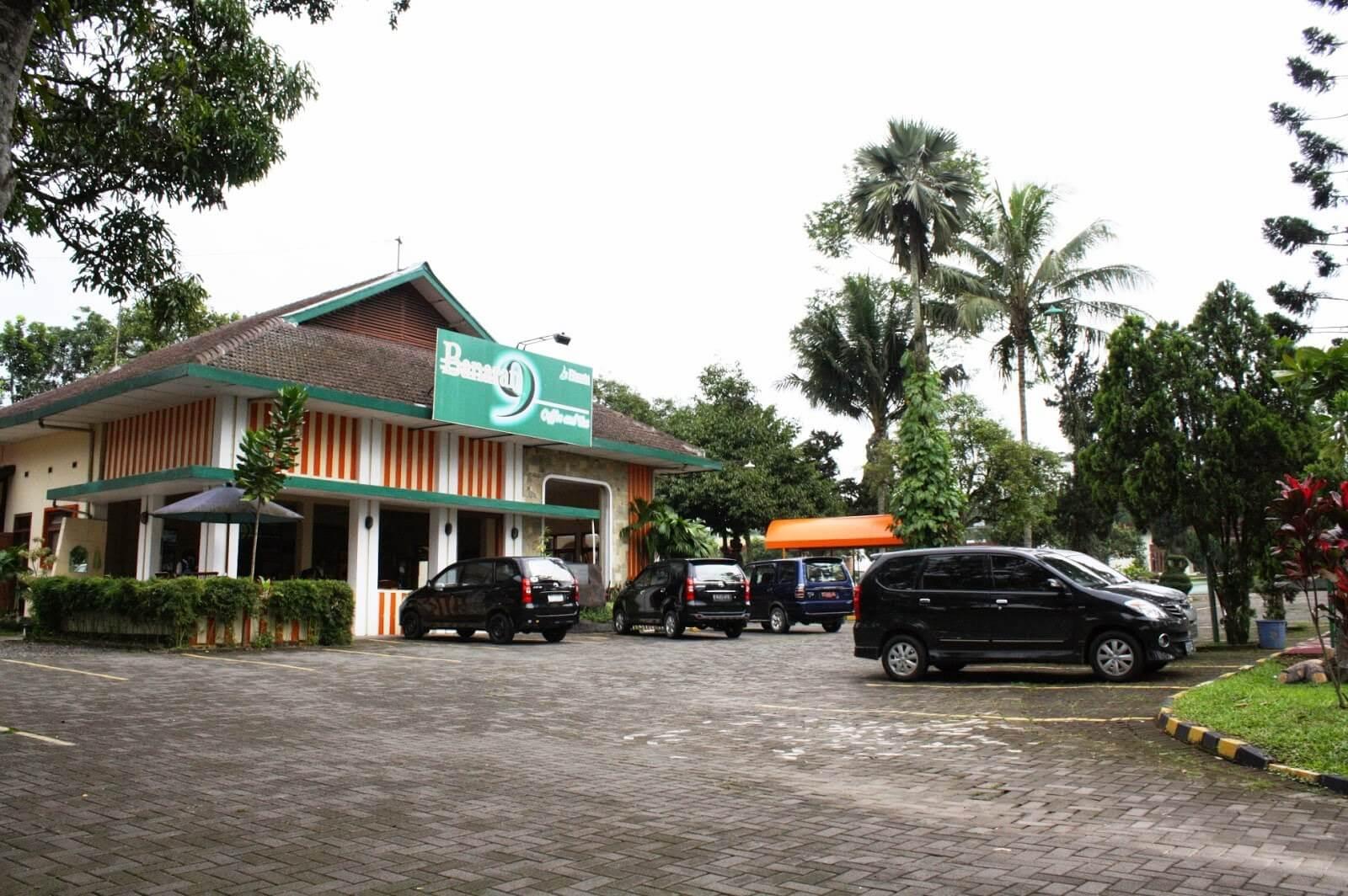 Wisata Kampoeng Kopi Banaran Semarang Kab