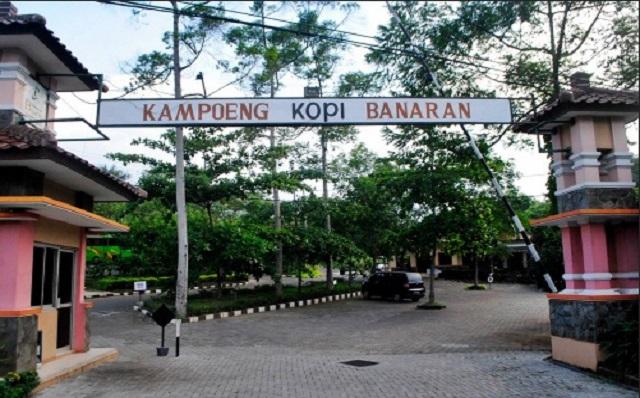 Wisata Kampoeng Kopi Banaran Semarang Menarik Dikunjungi Kab