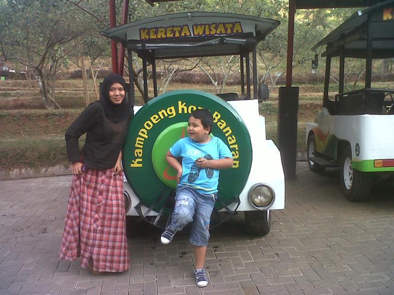 Wisata Keluarga Murah Kampoeng Kopi Banaran Semarang Kab
