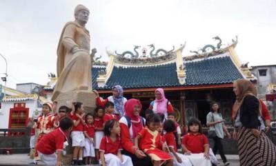 Semarang Coret Januari 2017 Pecinan Kebun Durian Wisata Edukasi Watu