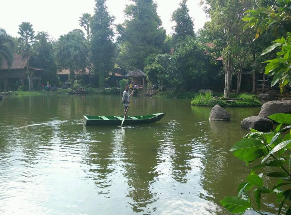 Semarang Coret Wisata Watu Gunung Lerep Ungaran Kab Kebun Durian