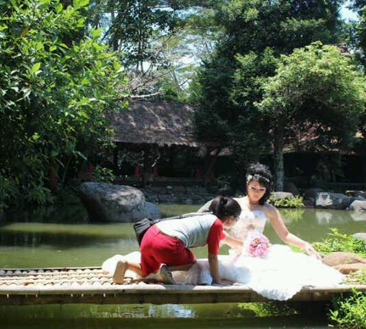 Semarang Coret Wisata Watu Gunung Lerep Ungaran Kab Siap Pemotretan