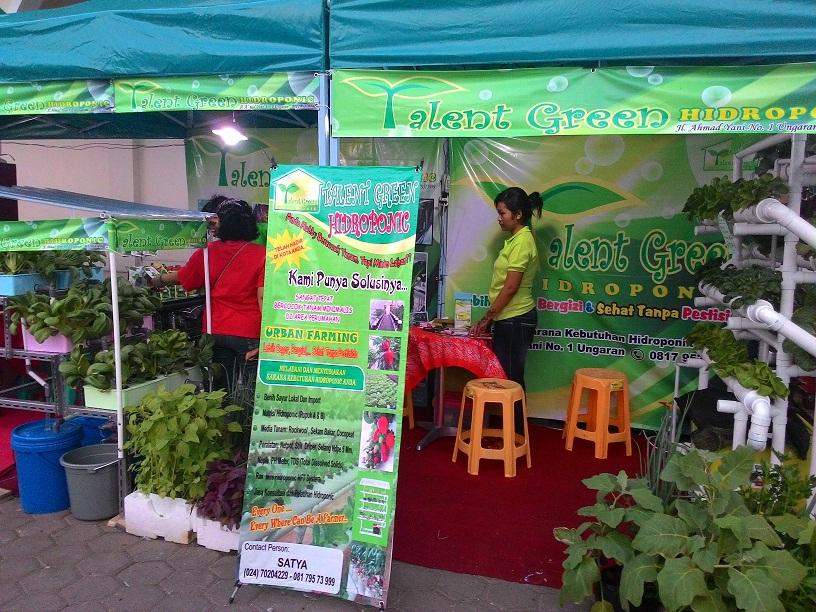 Semarang Coret Yuk Borong Produk Karya Anak Bangsa Kabupaten Kebun
