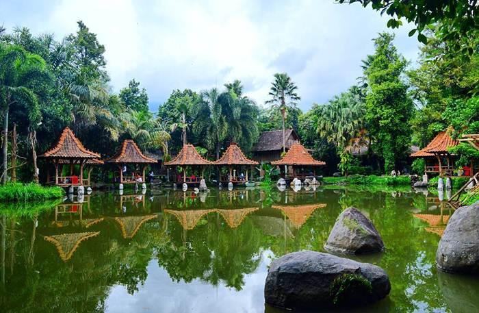 Tempat Wisata Bandungan Semarang Hobiholiday Photo Mirzaktf Kebun Durian Edukasi