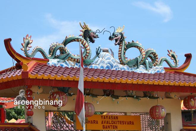 Aroengbinang Vihara Avalokitesvara Serang Banten Klenteng Kab Semarang
