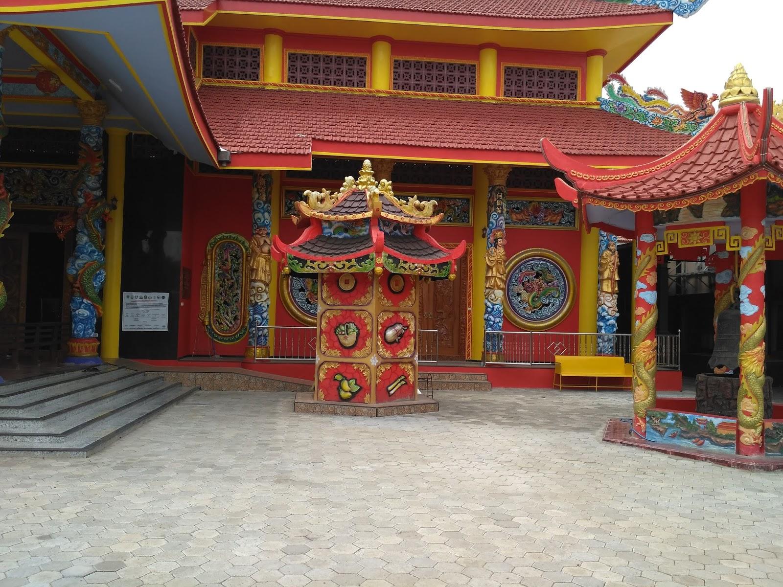 Hoo Tong Bio Banyuwangi Kelenteng 300 Klenteng Avalokitesvara Kab Semarang