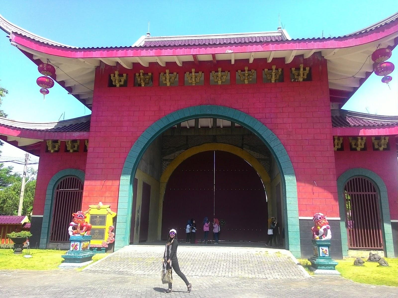 Indriani Blog Explore Kota Kecil Semarang Jawa Tengah Kelenteng Gedung