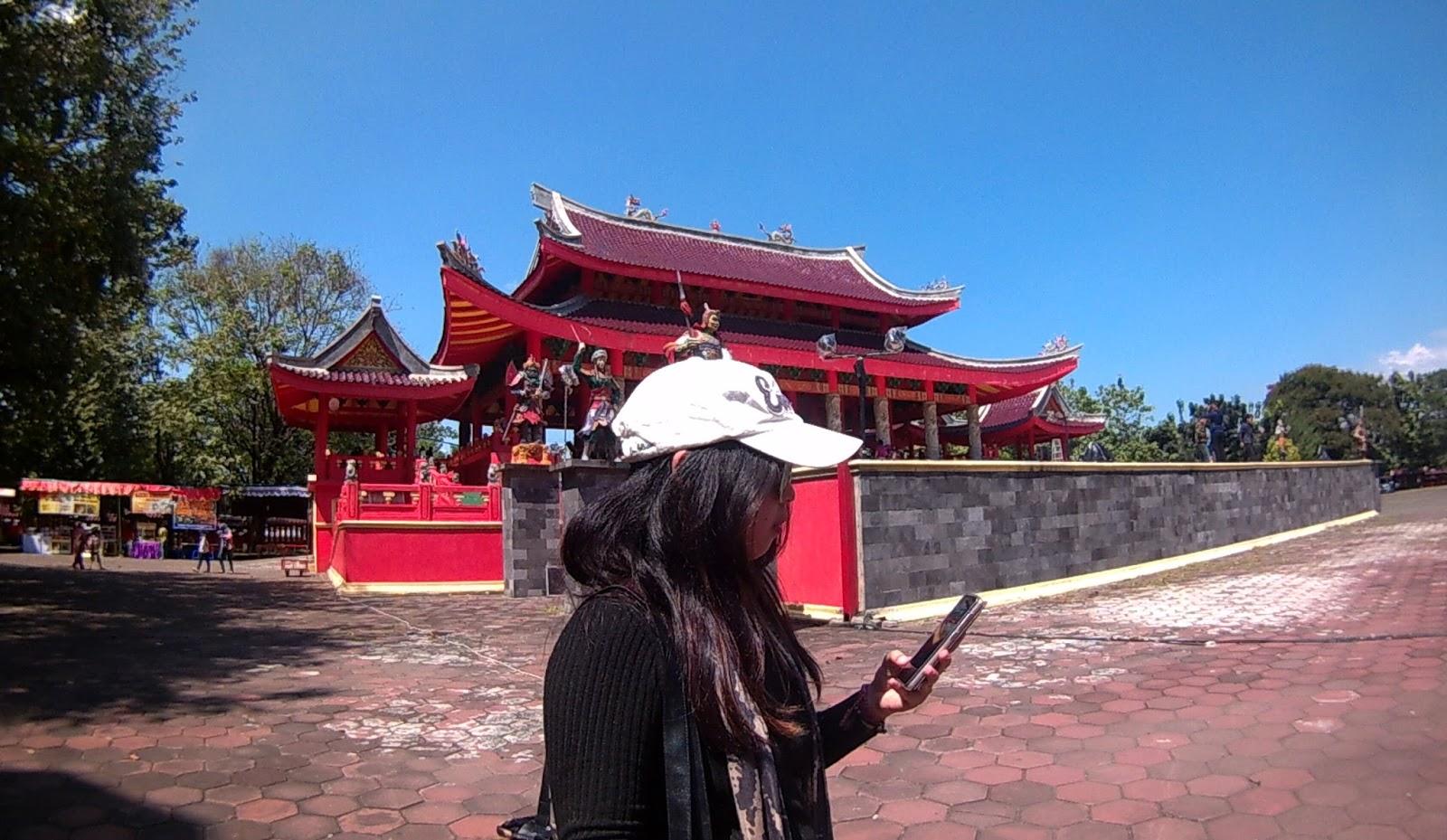 Indriani Blog Explore Kota Kecil Semarang Jawa Tengah Komplek Klenteng