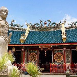 Jam Buka Tiket Masuk Klenteng Tay Kak Sie Temple Semarang