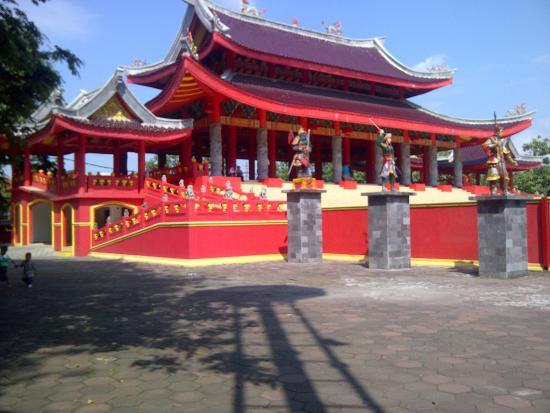 Kelenteng Sam Po Kong Semarang Picture Temple Klenteng Avalokitesvara Kab