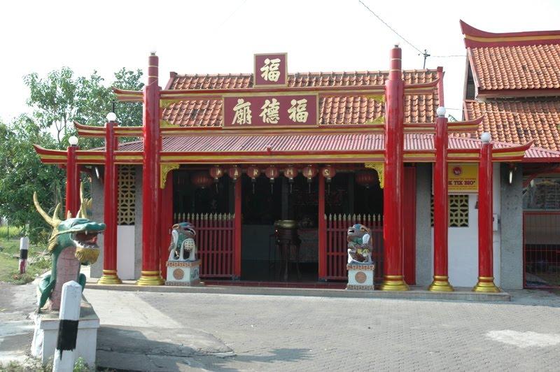 Klenteng Hok Tik Bio Tanjung Karang Kudus Kelenteng 300 Avalokitesvara
