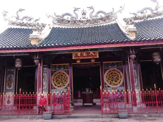Klenteng Tay Kak Sie Semarang Picture Temple Avalokitesvara Kab