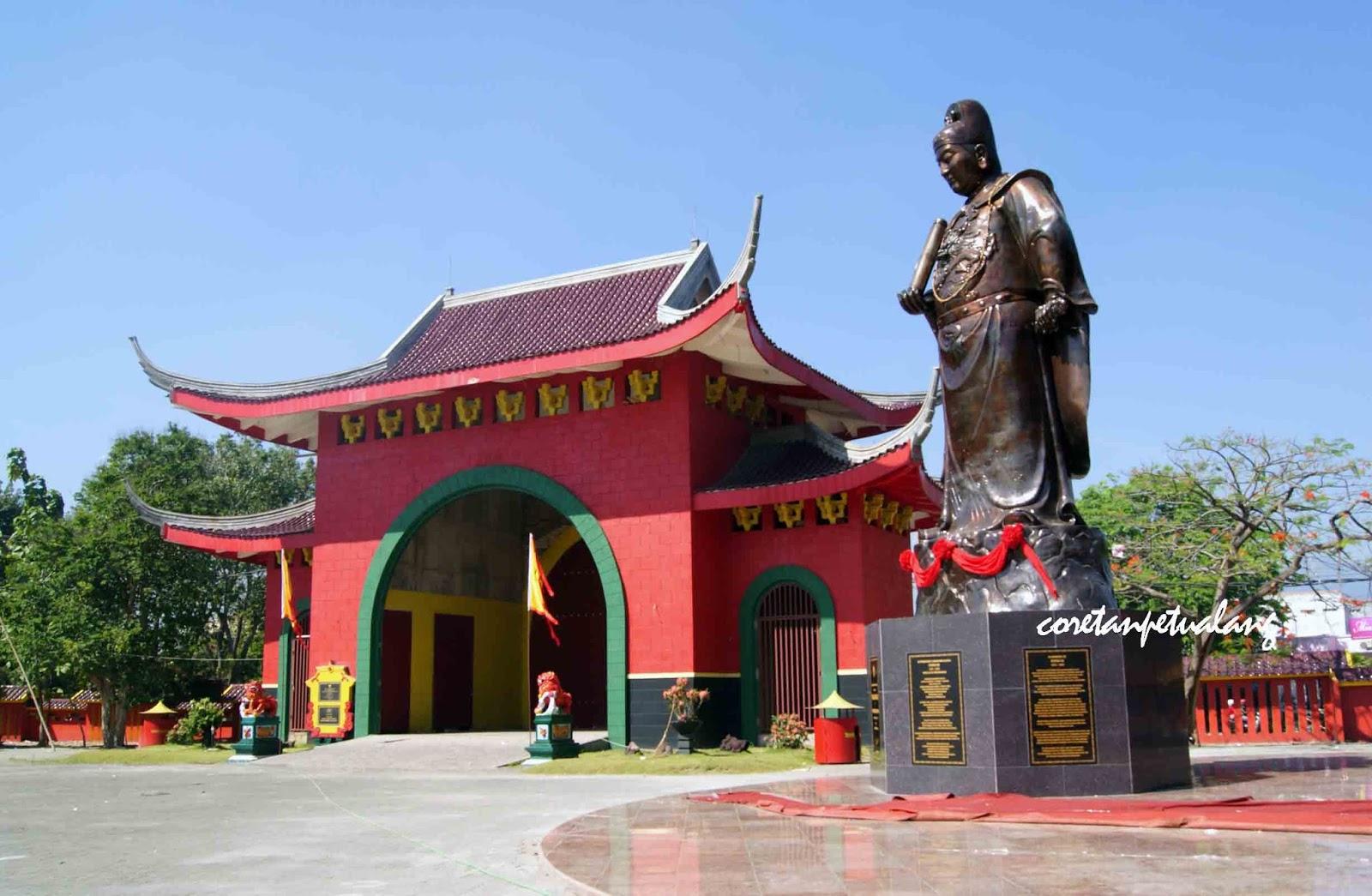 Kumpulan Tempat Wisata Semarang 16 Gereja Dibangun 1753 Salah Satu