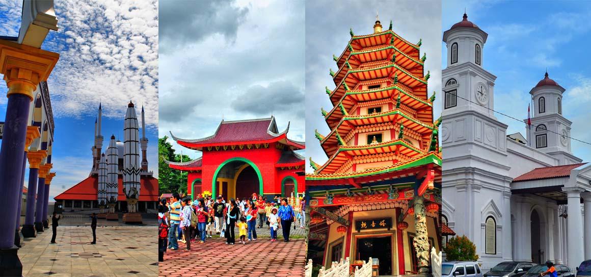 Semarang 10 Tempat Wisata Religi Ibadah Klenteng Avalokitesvara Kab