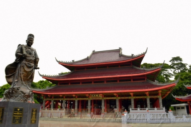 Semarang Sehari Life Journey Kelenteng Sam Poo Kong Klenteng Avalokitesvara